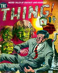 The Thing: Issue 1 Volume Issue 1 by Ditko, Steve