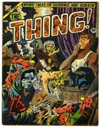 The Thing: Issue 11 Volume Issue 11 by Ditko, Steve