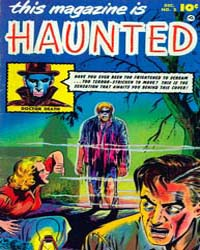 This Magazine Is Haunted: Issue 2 Volume Issue 2 by Fawcett Magazine