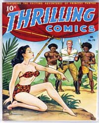 Thrilling Comics: Issue 70 Volume Issue 70 by Standard Comics