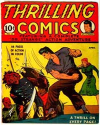 Thrilling Comics: Issue 3 Volume Issue 3 by Standard Comics