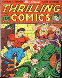 Thrilling Comics: Issue 54 Volume Issue 54 by Standard Comics