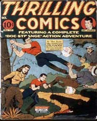 Thrilling Comics: Issue 30 Volume Issue 30 by Standard Comics