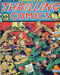 Thrilling Comics: Issue 45 Volume Issue 45 by Standard Comics