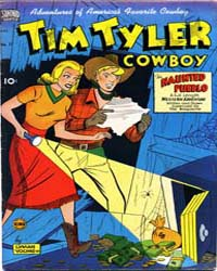 Tim Tyler: Issue 17 Volume Issue 17 by Better/Nedor/Standard/Pines Publications