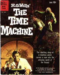 Dell Four Color : H. G. Wells' the Time ... Volume Issue 1085 by Toth, Alex
