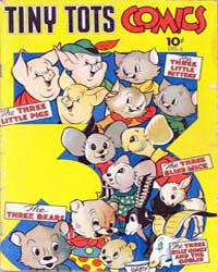 Tiny Tots Comics: Issue 1 Volume Issue 1 by Dell Comics