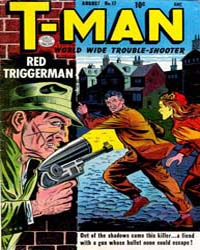 T-Man: Issue 17 Volume Issue 17 by Quality Comics