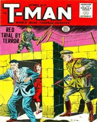 T-Man: Issue 37 Volume Issue 37 by Quality Comics