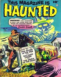 This Magazine Is Haunted: Issue 8 Volume Issue 8 by Fawcett Magazine