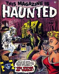 This Magazine Is Haunted: Issue 9 Volume Issue 9 by Fawcett Magazine