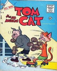 Tom Cat: Issue 4 Volume Issue 4 by Charlton Comics