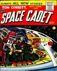 Tom Corbett Space Cadet: Volume 2, Issue... by Prize Comics Group