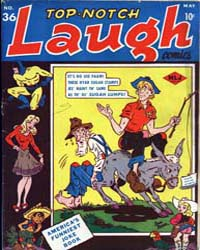 Top-Notch Laugh Comics: Issue 36 Volume Issue 36 by Mlj/Archie Comics