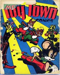 Toytown Comics: Issue 1 Volume Issue 1 by Toytown