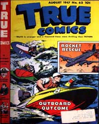 True Comics: Issue 63 Volume Issue 63 by Parents Magazine Institute