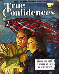 True Confidences: Issue 3 Volume Issue 3 by Fawcett Magazine