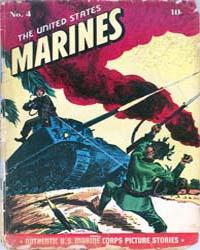 U.S. Marines: Issue 4 Volume Issue 4 by Magazine Enterprises