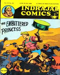 Flash Gordon : The Embittered Princess :... Volume Vol. 23, Issue 25 by Raymond, Alex