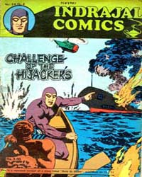 The Phantom: Challenge of the Hijackers:... by Falk, Lee