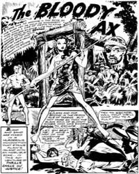 Tales of Voodoo: The Bloody Ax: Volume 2... by Baker, Matt