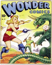 Wonder Comics: Issue 18 Volume Issue 18 by Better/Nedor/Standard/Pines Publications
