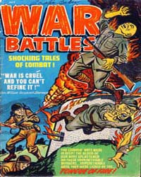 War Battles: Issue 5 Volume Issue 5 by Harvey Comics