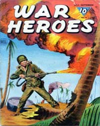 War Heroes: Issue 9 Volume Issue 9 by Dell Comics