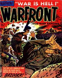 Warfront: Issue 11 Volume Issue 11 by Harvey Comics