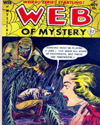 Web of Mystery: Issue 15 Volume Issue 15 by Ace Comics