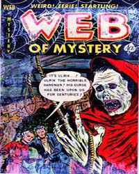Web of Mystery: Issue 16 Volume Issue 16 by Ace Comics