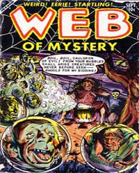Web of Mystery: Issue 20 Volume Issue 20 by Ace Comics