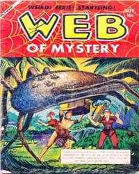 Web of Mystery: Issue 21 Volume Issue 21 by Ace Comics