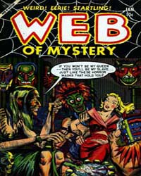Web of Mystery: Issue 22 Volume Issue 22 by Ace Comics