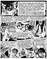 Web of Horror: Dead Letter: Issue 1 Volume Issue 1 by Norman, Don