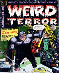 Weird Terror: Issue 10 Volume Issue 10 by Comic Media