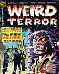Weird Terror: Issue 13 Volume Issue 13 by Comic Media