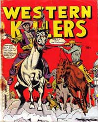 Western Killers by Fox Feature Syndicate