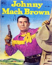 Johnny Mack Brown : Issue 7 Volume Issue 7 by Dell Comics