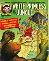White Princess of the Jungle: Issue 5 Volume Issue 5 by Avon Comics