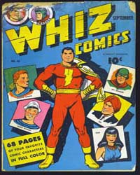 Whiz Comics: Issue 46 Volume Issue 46 by Fawcett Magazine