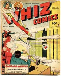 Whiz Comics: Issue 113 Volume Issue 113 by Fawcett Magazine