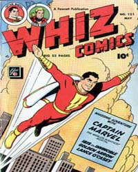 Whiz Comics: Issue 121 Volume Issue 121 by Fawcett Magazine
