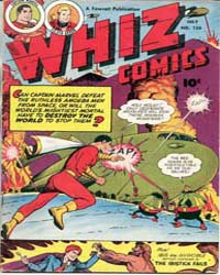 Whiz Comics: Issue 135 Volume Issue 135 by Fawcett Magazine
