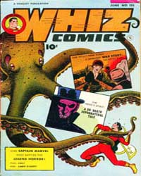 Whiz Comics: Issue 155 Volume Issue 155 by Fawcett Magazine