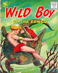 Wild Boy of the Congo: Issue 15 Volume Issue 15 by St. John Publications