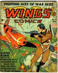 Wings Comics: Issue 15 Volume Issue 15 by Fiction House
