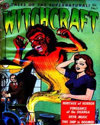 Witchcraft: Issue 1 Volume Issue 1 by Avon Comics