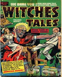 Witches Tales: Issue 1 Volume Issue 1 by Harvey Comics