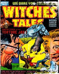 Witches Tales: Issue 13 Volume Issue 13 by Harvey Comics